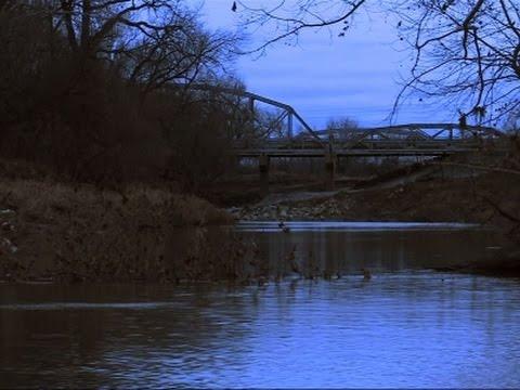 Raw: Tulsa County Bridge Demolished
