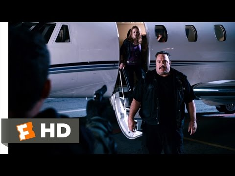 Paul Blart: Mall Cop (2009) - Your Flight's Been Cancelled Scene (10/10) | Movieclips