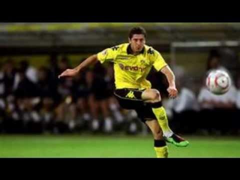 Robert Lewandowski - Super Polish Striker - All Goals BVB 2010/2011 & International
