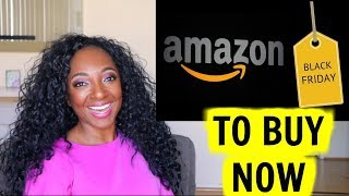 Amazon Black Friday 2018 Deals to Shop NOW | NikkiBeautyBliss