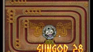 Zuma Deluxe Gauntlet Mode (Random) Part 9 (SunGod 26-28)