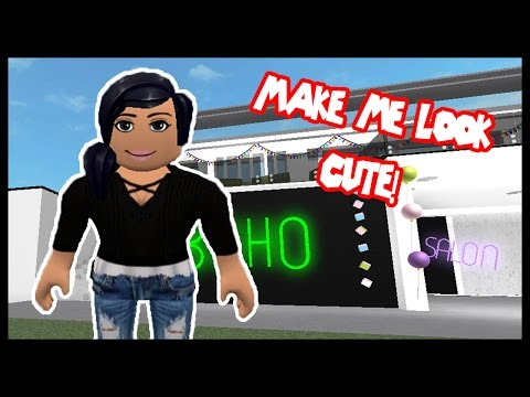 GIVE ME A MAKEOVER! - ROBLOX - Livestream