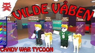 WILD WEAPONS:: CANDY WAR TYCOON:: ROBLOX