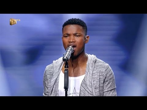"Idols SA Season 12 | Top 5 | Thami - ""Hero"""
