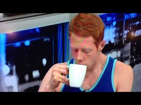 BB15 Andy drinking coffee (absurd)