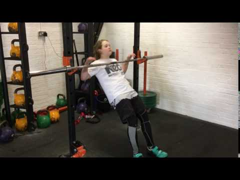 Catch release bodyweight rows