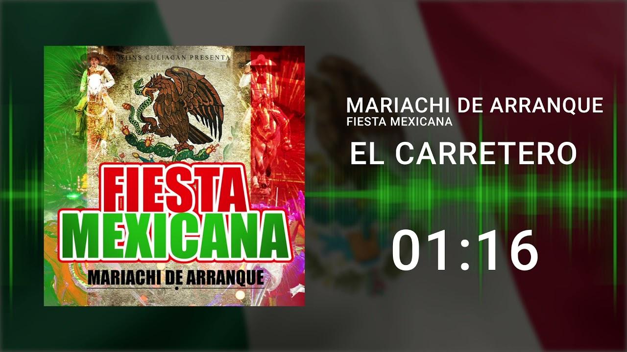 Mariachi de Arranque - El Carretero