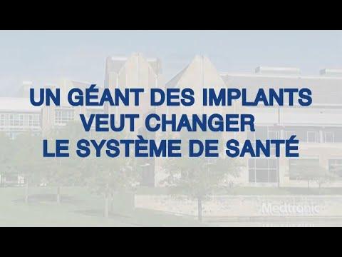 Un Géant Des Implants Veut Changer Le Système De Santé