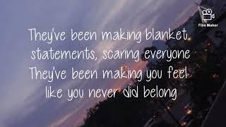 James Arthur - You ft Travis Barker (lyrics)