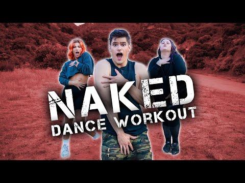 Naked Jonas Blue, MAX | Caleb Marshall | Dance Workout