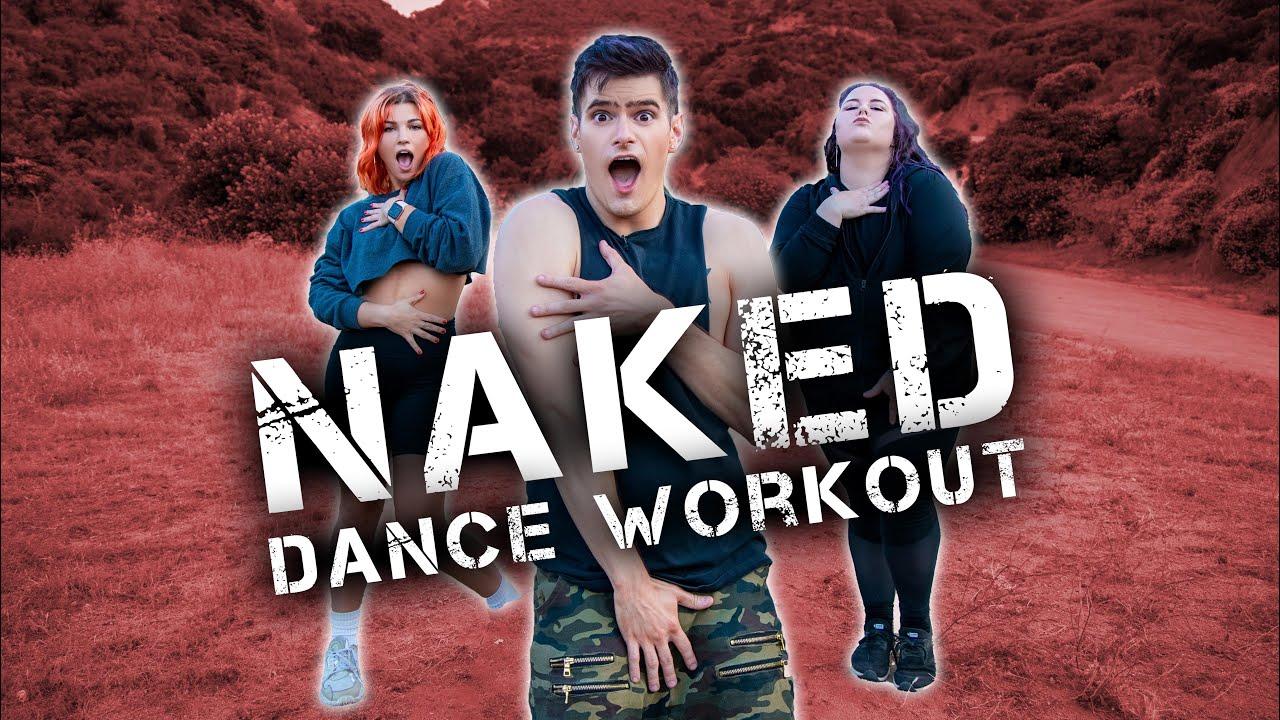 Naked - Jonas Blue, MAX | Caleb Marshall | Dance Workout