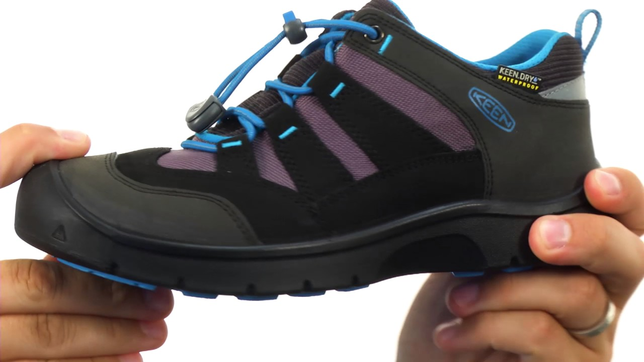 KEEN Kids Hikeport Wp Hiking Shoe