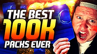MY MOST INSANE TOTY PACK OPENING EVER! Thumbnail