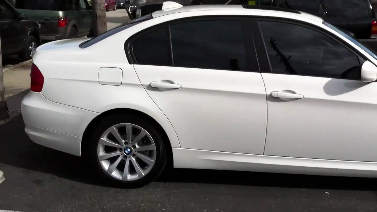 2011 bmw 328i tint al eds youtube for 18 percent window tint