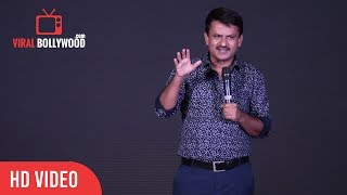 Girish Kulkarni Speech At Faster Fene Song Launch | Viralbollywood