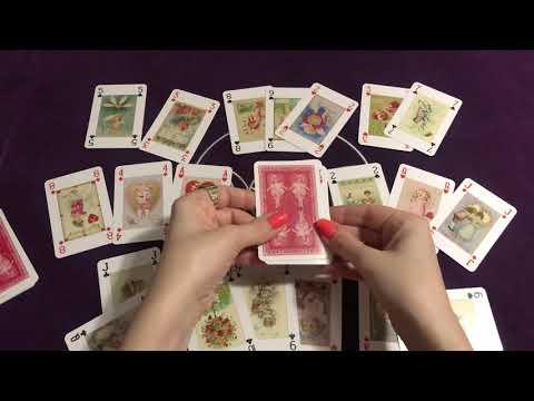 КОРОЛЬ ЧЕРВИ ❤️ гадание на мужчину на игральных картах онлайн бесплатно от Марии Рай