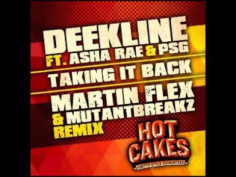 Martin flex & Mutantbreakz -taking it back feat Asha Rae & PSG