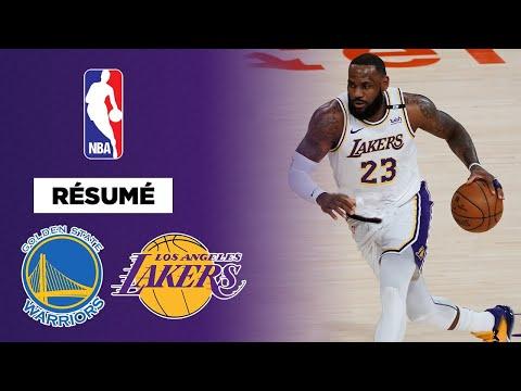Download 🏀 Résumé VF - Version Longue - NBA :  LeBron James met les Warriors KO ! (VF)