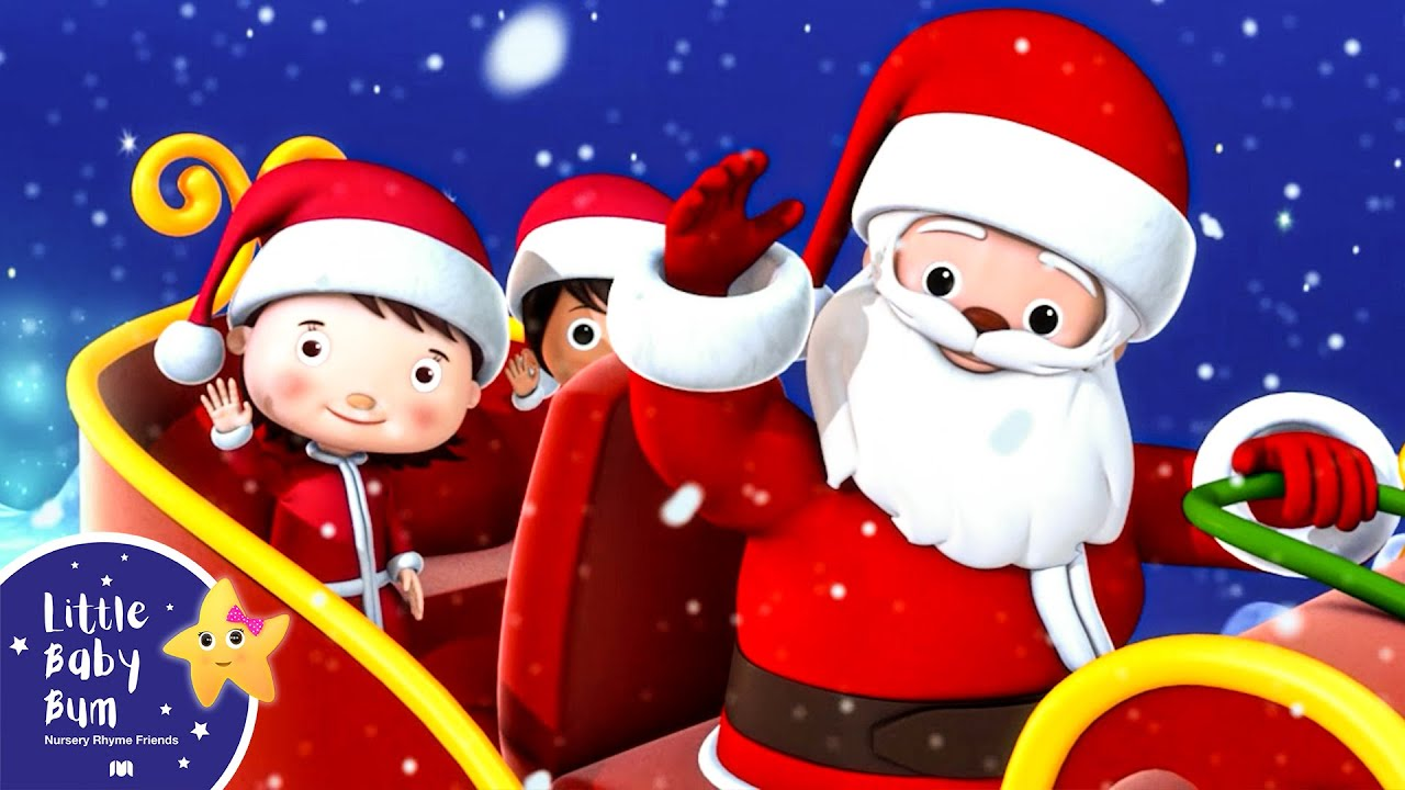 We Wish You A Merry Christmas | Christmas Songs | by LittleBabyBum ...