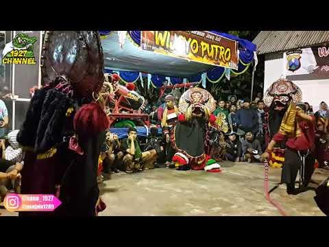 Wijoyo Putro Kediri Feat. Barongan RSP Live Nyadran Sonoageng Nganjuk