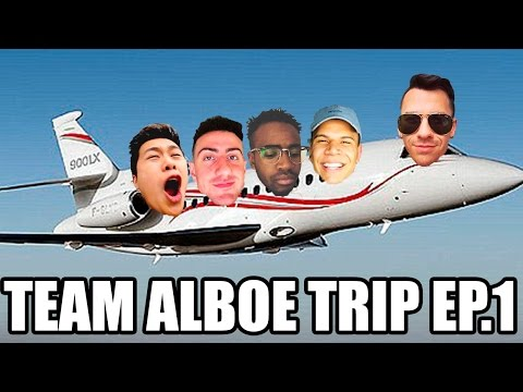 FIRST EVER *FULL* TEAM ALBOE TRIP!!