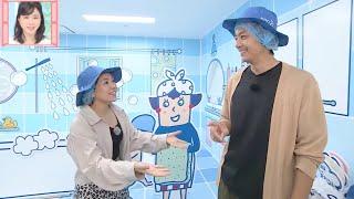 京浜工業地帯の中核として日本のモノづくりを支えている川崎の臨海部にある巨大工場に潜入リポート。 今回は、家庭で日常的に使われている洗濯洗剤やボディーソープ、 ...