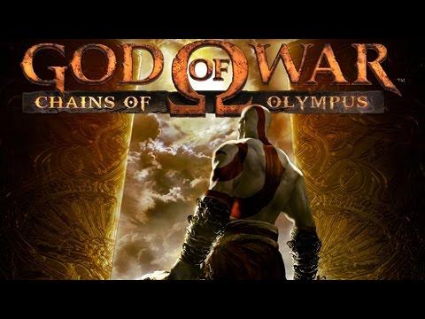 God Of War Chains Of Olympus Walkthrough Part 2
