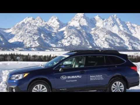 Basin Subaru - Where Does Your Subaru Take You? - YouTube