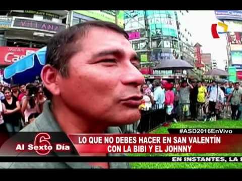 Las Cosas Que No Debes Hacer En San Valentín Al Estilo De 'La Bibi' Y 'El Johnny'