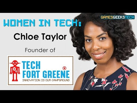 GGT Talk - Kids and Technology, with Chloe Taylor of Tech Fort Greene