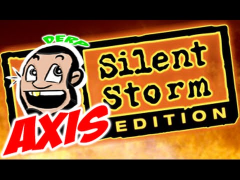 Silent Storm: Axis - 02 (The Axis Assembled, Reverse Invasion)