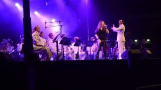 Jarkko Ahola - Who Wants To Live For Ever - Queen-konsertti Joensuu 2013