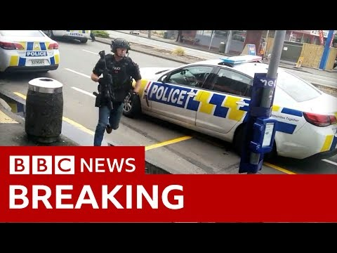 Christchurch mosque shootings: Footage shows arrest - BBC News Mp3