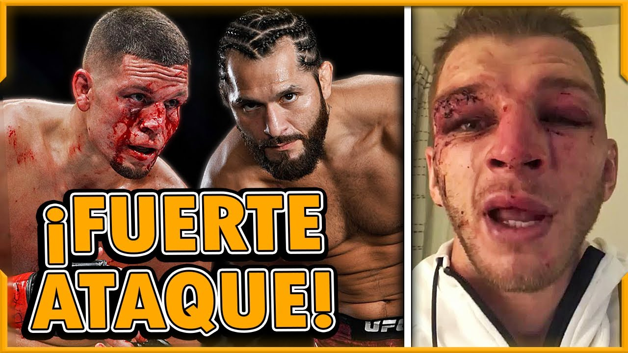 UFC se DESHARÍA de Jorge Masvidal PARA SIEMPRE, Hooker vs Ferguson, Nate Diaz RECIBE ATAQUE de Perry