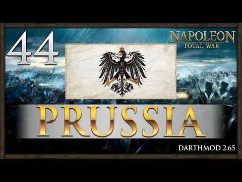 BATTLE WITH THE GREAT BEAR! Napoleon Total War: Darthmod - Prussia Campaign #44