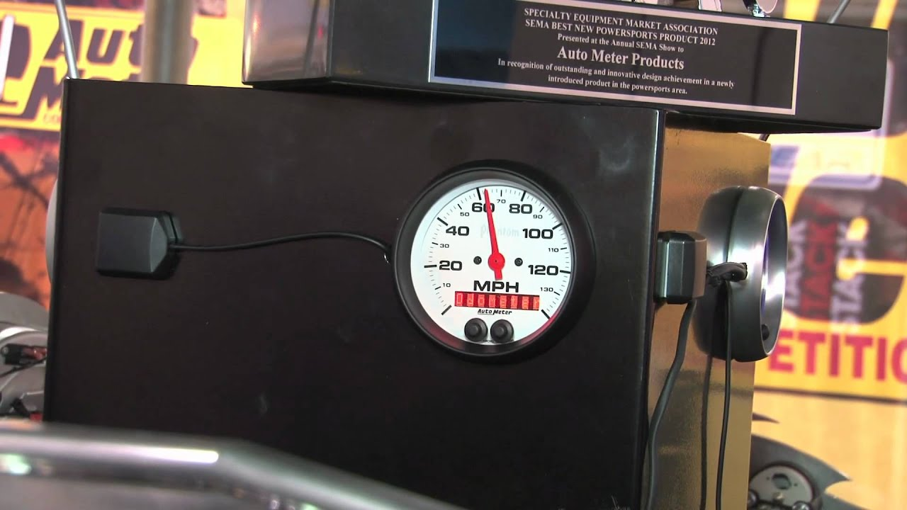 AutoMeter GPS Speedometer Solutions