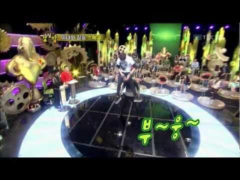 [HD][100216] Taecyeon & JunHo - Acrobatic Dance