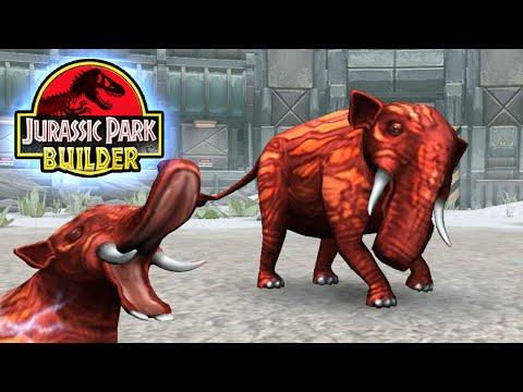 Jurassic Park Builder: GLACIER Tournament: SAUSAGE FACE || Ep30 HD