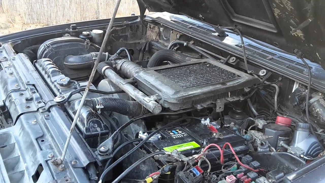 Mitsubishi 2 5td 73kw 4d56 Motor Na Predaj Youtube