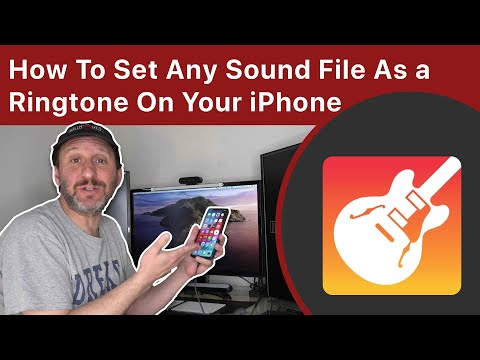 HOW TO SET ANY SONG AS YOUR RINGTONE ON iPHONE IN 2020 (WORKING).