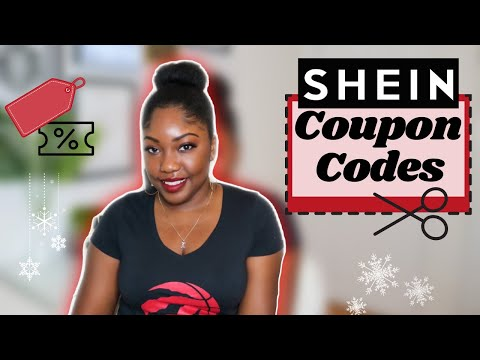 SHEIN WINTER COUPON CODES 2020 | Updated & Including Black Friday Codes