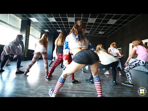 Tropkillaz - Que Passa Amigo | twerk choreography by Nata Zagidulina | D dance studio
