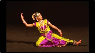 Venkata Ramana Baaro - Purvi Manjunath - Bharatanatyam dance