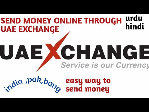How To Send Money Online Through Uae Exchange