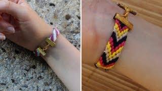 Summer DIY #1 : 2 styles de bracelets brésiliens ! Thumbnail
