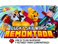 LUCKY SKY WARS: REMONTADA! | Minecraft Lucky Blocks Skywars - Exo, Sarinha, Macundra y Luh
