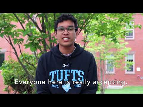 "International Students Answer ""Why Tufts?"""