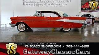 #1435 1957 Chevrolet Bel Air - Gateway Classic Cars Chicago