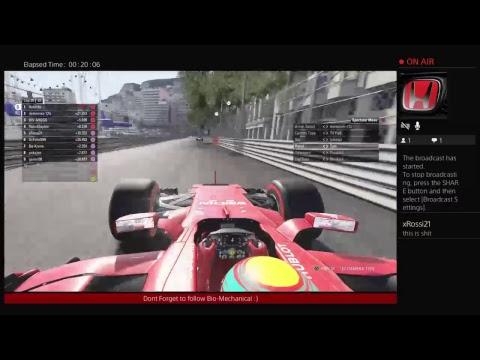 WCR S1: R1: Monaco ;)