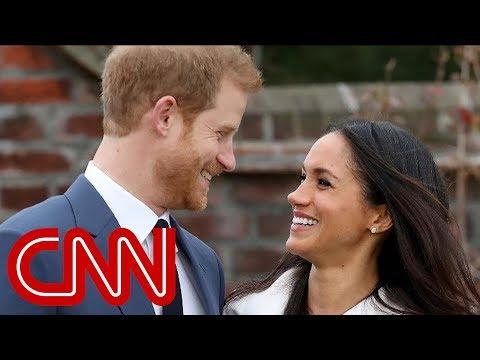 Royal couple announce wedding date